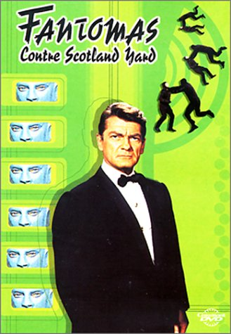 Fantomas contre Scotland Yard / Фантомас против Скотланд-Ярда (1967)