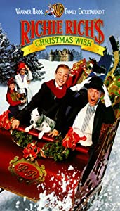 Richie Richs Christmas Wish Vhs from Warner Bros. Family Entertainment