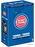 Detroit Pistons: 1988-1989 NBA Champions - Motor City Madness