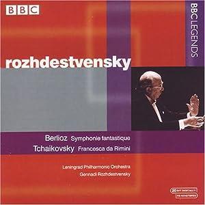 Berlioz - Symphonie fantastique; Tchaikovsky - Francesca da Rimini
