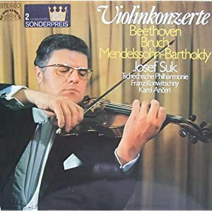 Max Bruch , Ludwig van Beethoven / David Oistrach* David Oistrakh·, Igor Oistrach* Igor Oistrakh - Concerto No. 1 • 2 Romances For Violin And Orchestra