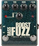 Tech 21 Bass Boost Fuzz Metallic Pedal by Tech 21