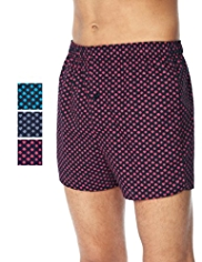 3 Pack Pure Cotton Playing Cards Design Boxers