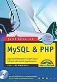 echange, troc Sven Letzel - Jetzt lerne ich MySQL & PHP, m. CD-ROM