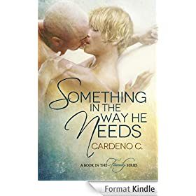 Something in the Way He Needs (Family Series Book 1) (English Edition)