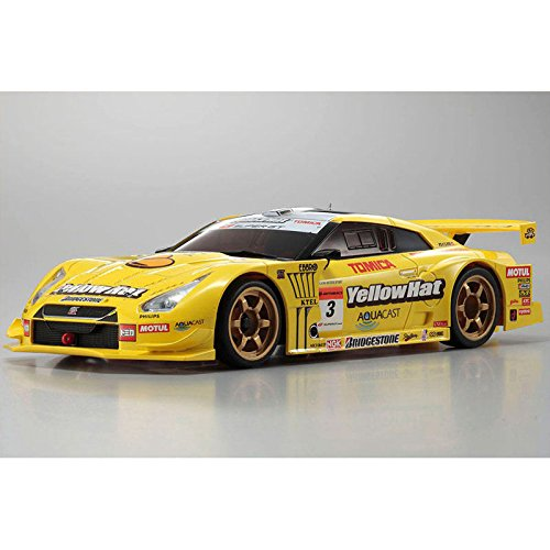 京商 ミニッツMR-03W-MM YellowHat YMS TOMICA GT-R 2008 kyosho-32801yh