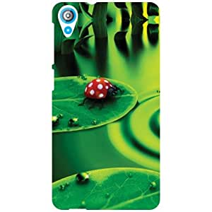 HTC Desire 820Q Back Cover - Greenery Designer Cases