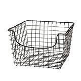 Spectrum 98976 Scoop Basket, Medium, Cool Gray