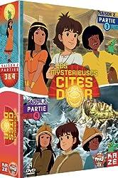 Les Mystérieuses Cités d'Or - Saison 2 - Parties 3 & 4