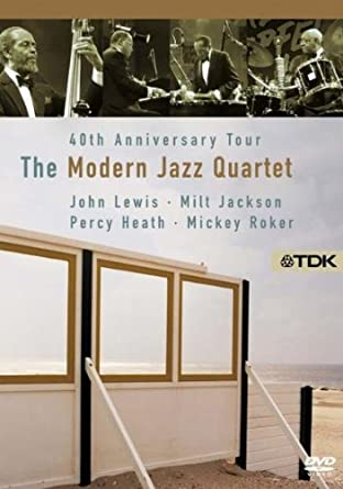 Modern Jazz Quartet 40th Anniversary Tour