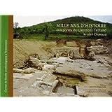 Mille ans d'histoire aux portes de Clermont-Ferrand : Carnet de fouilles archéologique à Trémonteix