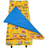 Wildkin Olive Kids Under Construction Nap Mat