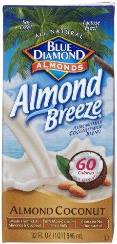 Blue Diamond Original Coconut Almond Breeze, 32 Oz