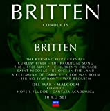Britten conducts Britten Vol.3 (10 CDs)