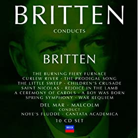 "Britten: Noye's Fludde, Op.59 - ""The Spacious Firmament On High"""