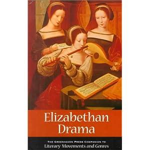 Elizabethan Theatre Genres | RM.