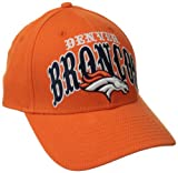 NFL Denver Broncos Curve Classic 39Thirty Flex Fit, Medium/Large