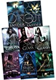 Maria V. Snyder Maria V. Snyder Opal Cowan Trilogy, The Study Trilogy, 8 Books Collection Pack Set RRP: £55.92 (Sea Glass, Storm Glass , Spy Glass, Poison Study, Magic Study, Fire Study, Outside In, Inside Out)