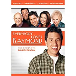 Everybody Loves Raymond: Complete Fourth Season