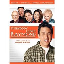 Everybody Loves Raymond: Complete Fourth Season
