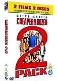 Cheaper By The Dozen/Cheaper By The Dozen 2 [DVD]