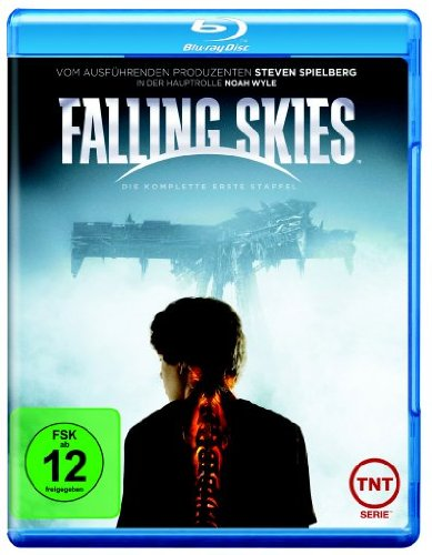 Falling Skies - Staffel 1 [Alemania] [Blu-ray]