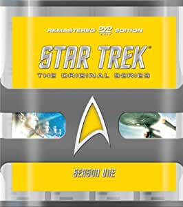 Star Trek: Original Series - Season 1 Remastered [Import USA Zone 1]