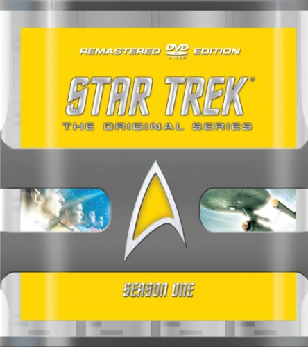 Star Trek: the Remastered Edition, Season 1