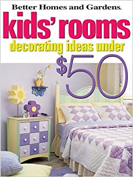Kids 39 rooms decorating ideas under 50 better homes and Better homes and gardens living room ideas