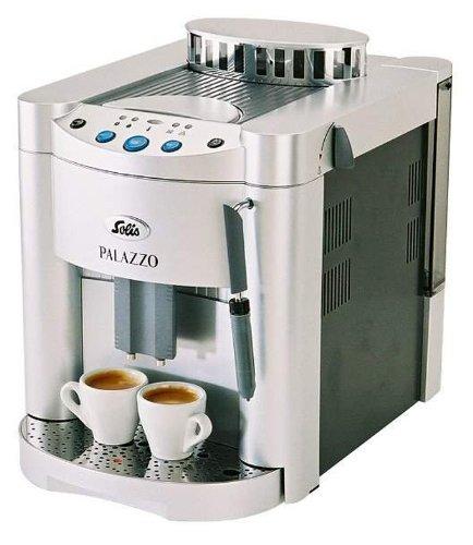 solis espresso machine