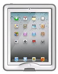 LifeProof 1103-02 Nüüd Case Stand for iPad Gen 2, 3, 4 - White / Gray