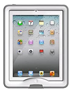 LifeProof nd Case & Cover/Stand for iPad Gen 2/3/4 White / Gray