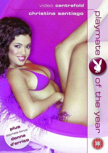 Playboy - Playmate Of The Year 2003 - Christina Santiago [DVD]