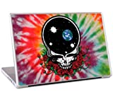 MusicSkins Grateful Dead Space Your Face Skin for 15 inch MacBook Pro and PC Laptop