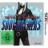 Shin Megami Tensei: Devil Summoner: Soul Hackers - [Nintendo 3DS]
