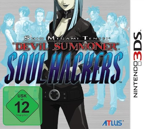 Shin Megami Tensei : Devil Summoner : Soul Hackers