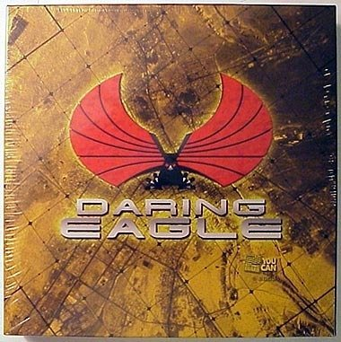 Daring Eagle Board Game - 1
