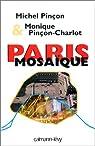 Paris mosa�que par Pin�on