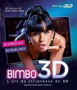 Bimbo 3D - L'art du striptease - Blu-ray 3D active