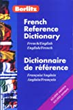 French Reference Dictionary (2831571227) by Berlitz Publishing