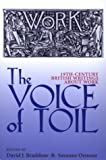 img - for Voice Of Toil: Nineteenth-Century British Writings About Work book / textbook / text book