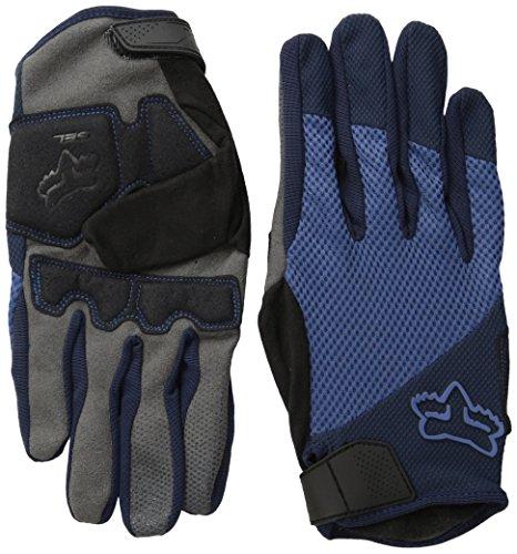 Fox Racing Reflex Gel Mountain Bike Gloves, Blue, Medium (Cycling Gloves Medium compare prices)