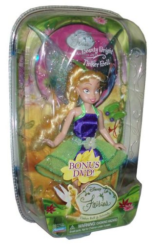 Disney Fairies - 8-Inch Fairies Fashion Doll  Tinker Bell - Buy Disney Fairies - 8-Inch Fairies Fashion Doll  Tinker Bell - Purchase Disney Fairies - 8-Inch Fairies Fashion Doll  Tinker Bell (PlayMates, Toys & Games,Categories,Dolls,Fashion Dolls)