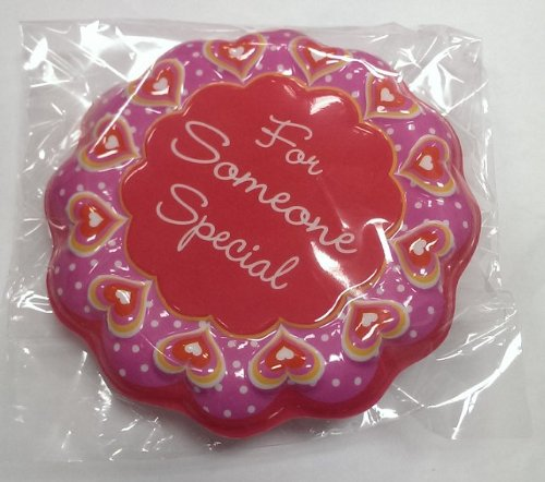 Cakesupplyshop Packaged for Someone Special Cake Topper with Hearts Cupcake Cups