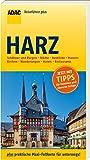 ADAC Reiseführer plus Harz: mit Maxi-Faltkarte zum Herausnehmen