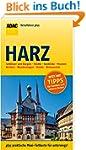 ADAC Reisef�hrer plus Harz: mit Maxi-...
