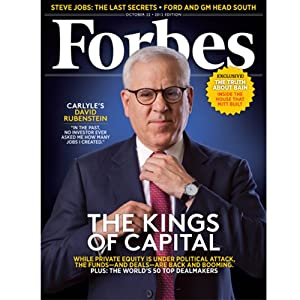 Forbes, October 8, 2012 | [Forbes]