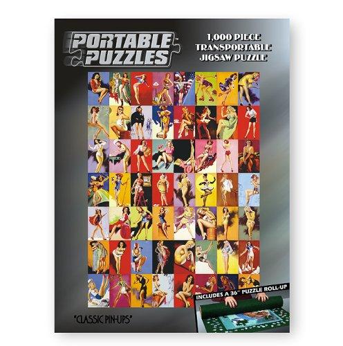 Cheap TDC Games Portable Puzzles – Classic Pin-Ups (B000E3USZU)