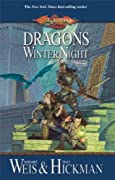 Dragons of Winter Night by Margaret Weis, Tracy Hickman cover image