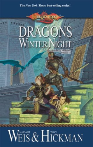 Dragons of Winter Night by Tracy Hickman, Margaret Weis